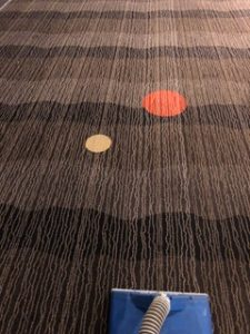 Carpet Cleaning at Office in Phoenix