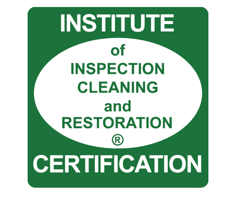 Certified Carpet Cleaning Technician