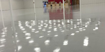Stripping Waxing Floors Service
