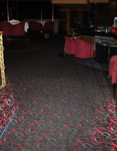 Before - Commercial Carpet Cleaning