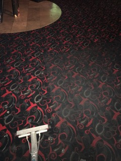 Before and After - Commercial Carpet Cleaning