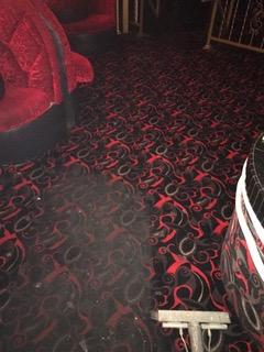 Nightclub Carpet Cleaning