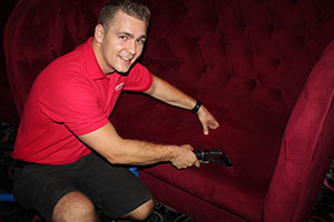 Carpet Cleaning at Club and Bar in Phoenix