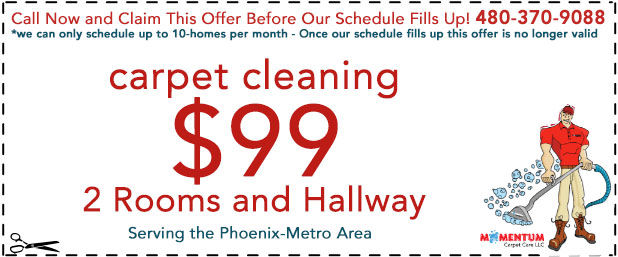 Carpet Cleaning Special Phoenix