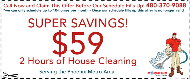 House Cleaning Special Phoenix