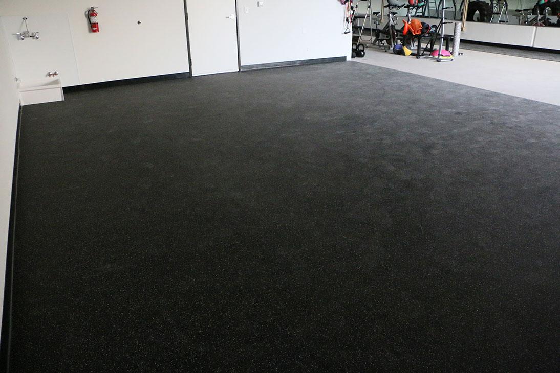 Gym Floor Rubber Cleaner and Sealer