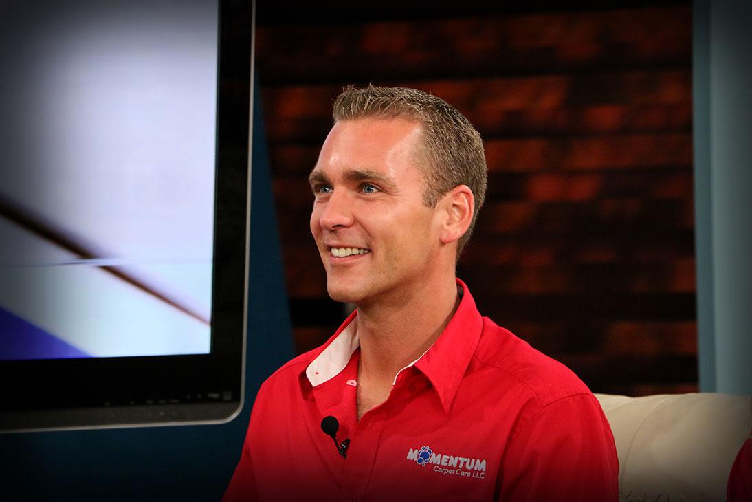 Kamil Tuma at Sonoran Living TV