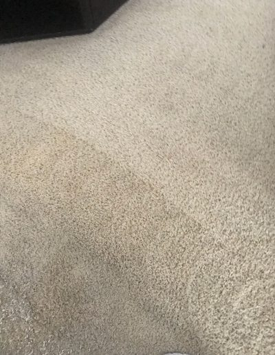 Before and After - Dirty Carpet