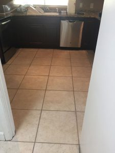 After - Tile and Grout Cleaning Service