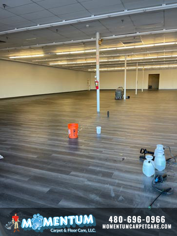 Stripping and Waxing Floors