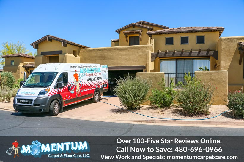 Carpet Cleaner Paradise Valley
