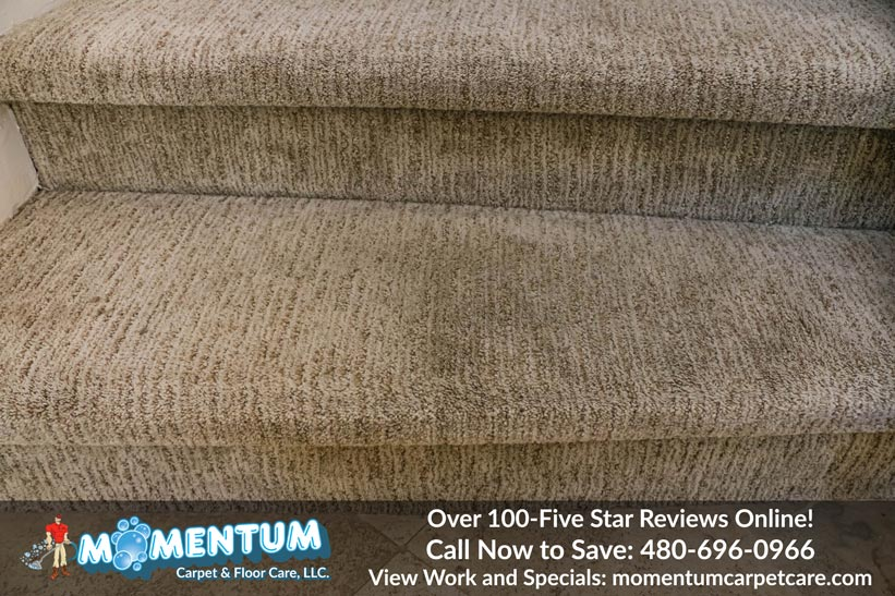 Staircase Carpet Cleaning Service