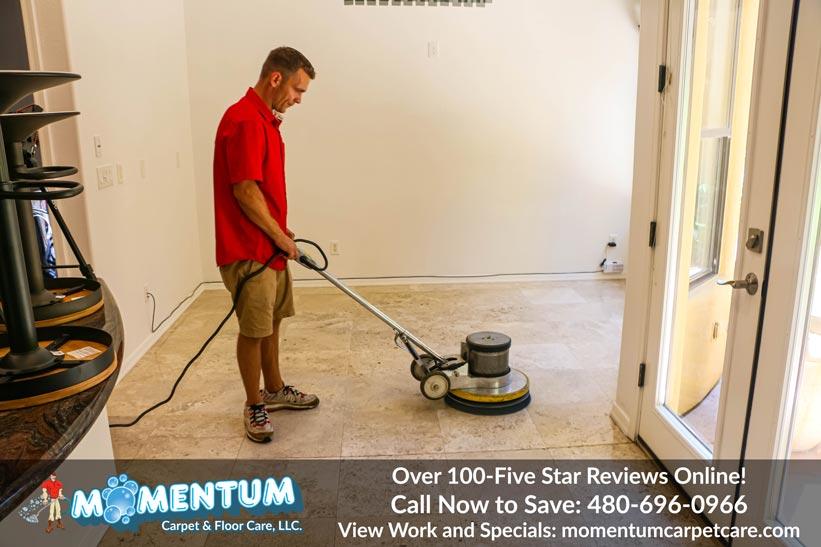 Travertine Cleaning Service Glendale