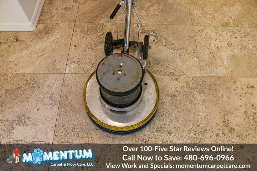 Travertine Cleaning Service Glendale AZ