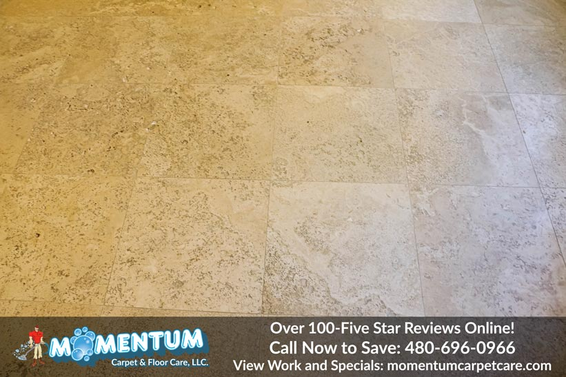 Travertine Cleaning Service Paradise Valley