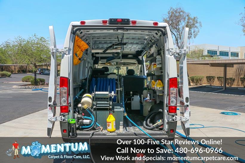 247 Water Damage Truck Mount Service