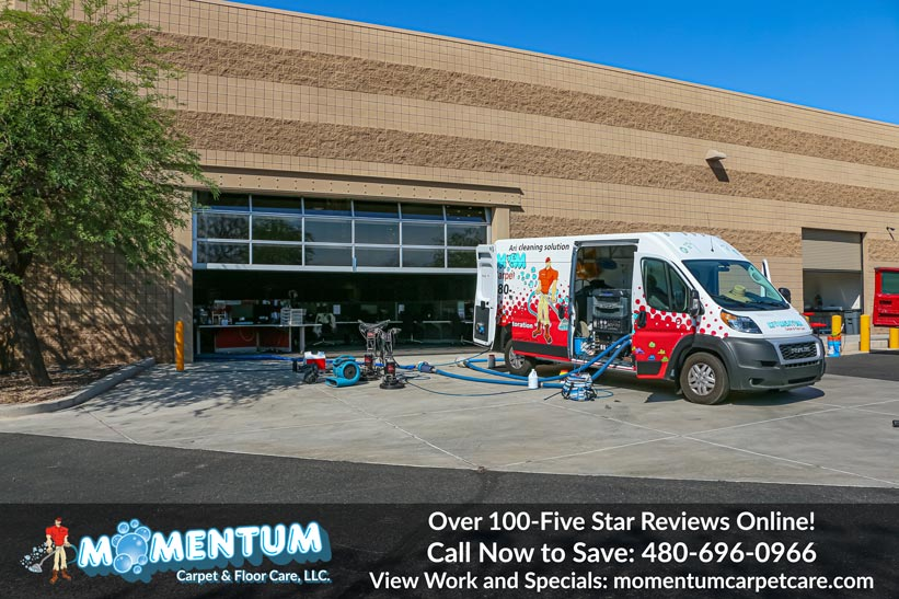 Everest 870 HP Carpet Cleaning Service